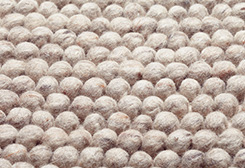 Cobble area rug