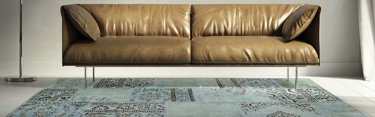 Luxury area rug
